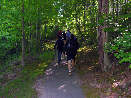 Hike the Occoquan Trail!