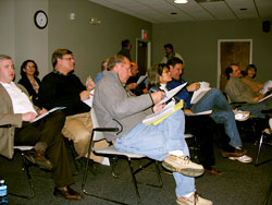 February 2007 Public Meeting on Trails, Parks and Open Space
