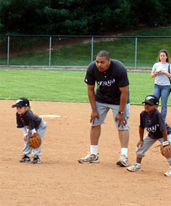 Little League is fun for everyone!