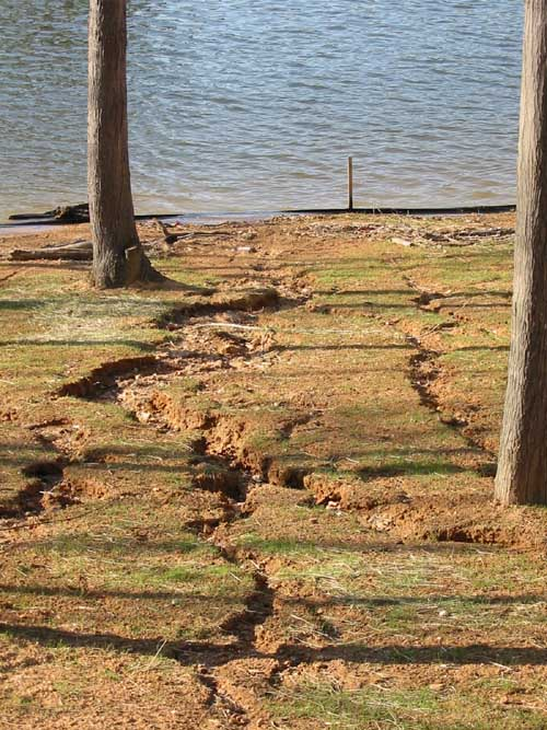 Occoquan Reservoir Shoreline Protection