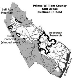 SRR District in Prince William County